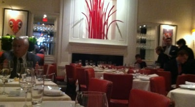 Photo of New American Restaurant David Burke Townhouse at 133 E 61st St, New York, NY 10065, United States