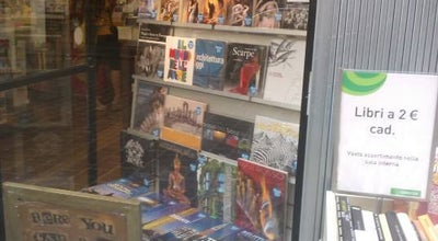 Photo of Bookstore Libreria Noseda at Via Cantù 51, Como 22100, Italy