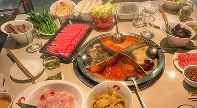 Photo of Chinese Restaurant 海底捞火锅 at 和平区中华路18号, Shenyang, Li, China