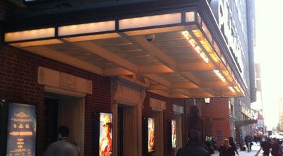 Photo of Theater Stephen Sondheim Theatre - Anything Goes at 124 W 43rd St, New York, NY 10036, United States