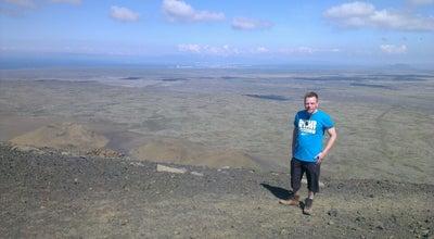 Photo of Mountain Keilir at Reykjanes 0, Iceland