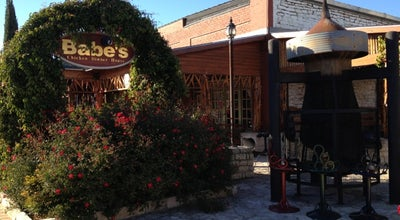 Photo of American Restaurant Babe's Chicken Dinner House at 114 W Pearl St, Granbury, TX 76048, United States