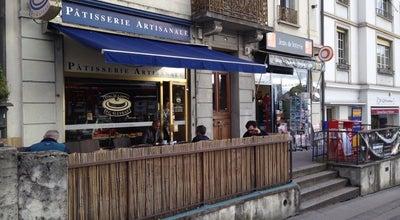 Photo of Bakery La maison du gâteau at Place De La Gare 5, Nyon 1260, Switzerland