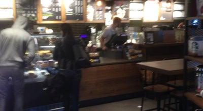 Photo of Coffee Shop Starbucks at Gare Cornavin, Genéve, Switzerland