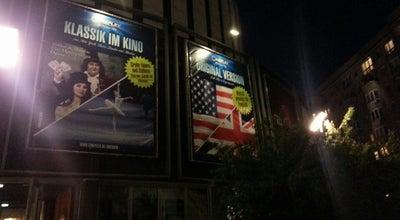 Photo of Movie Theater Neues Rundkino at Prager Str. 6, Dresden 01069, Germany