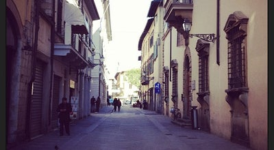 Photo of Historic Site Porta Santa Trinita at Via Santa Trinita, Prato, Italy