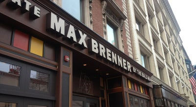 Photo of Dessert Shop Max Brenner at 745 Boylston St, Boston, MA 02116, United States