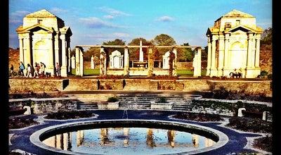 Photo of Garden Irish National War Memorial Gardens at Gairdíní Náisiúnta Cuimhneacháin Cogaidh Na Héireann, Islandbridge, Dublin 8, Ireland