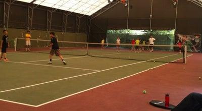 Photo of Tennis Court Ankara Tenis Akademisi at Meksika Cad. No: 50 Ümitköy, Ankara, Turkey