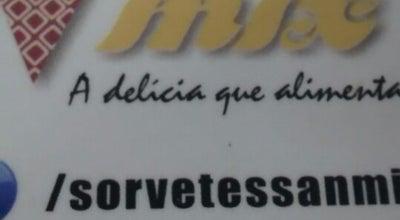 Photo of Ice Cream Shop Sorveteria San Mix at Av. Minas Gerais, 2434, Araguari 38440-042, Brazil