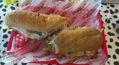 Photo of Sandwich Place Firehouse Subs at 5314 Prill Rd, Eau Claire, WI 54701, United States