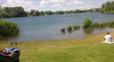 Photo of Lake Rheinauer See at Am Rheinauer See, Mannheim 68219, Germany