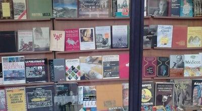 Photo of Bookstore Follas Vellas at Avenida Rosalía De Castro, Santiago de Compostela, Galicia, Spain