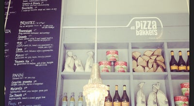 Photo of Pizza Place De Pizzabakkers at Plantage Kerklaan 2, Amsterdam 1018 TA, Netherlands