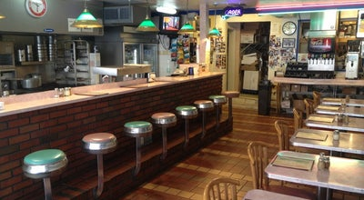 Photo of Diner Rocco's Little Italy at 1345 4th Ave, Huntington, WV 25701, United States
