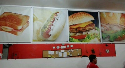 Photo of Burger Joint Sabor Mix Hamburgueria at Av. Getúlio Vargas, 848, Paulo Afonso, Brazil