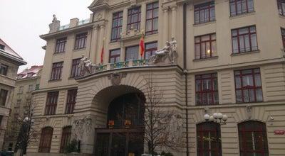 Photo of City Hall Nová radnice | New Town Hall at Mariánské Náměstí 2/2, Praha 11000, Czech Republic