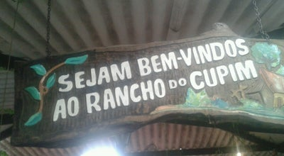 Photo of Churrascaria Rancho Do Cupim & Cia at R. Tupinambas, 280-428 - Nova América, Americana 13466-110, Brazil