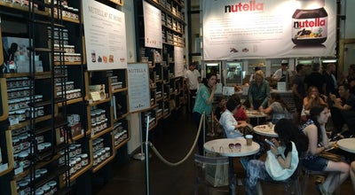Photo of Cafe Nutella  at Eataly, New York, NY 10010, United States