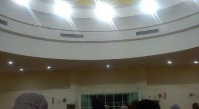 Photo of Mosque Pusat Islam Tun Abang Salahuddin at Universiti Malaysia Sarawak (unimas), Kota Samarahan 94300, Malaysia