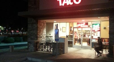 Photo of Mexican Restaurant Señor Taco at 525 N Estrella Pkwy, Goodyear, AZ 85338, United States