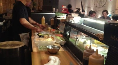 Photo of Sushi Restaurant New Generation Sushi at 493 Bloor St. W, Toronto, ON M5S 1Y2, Canada