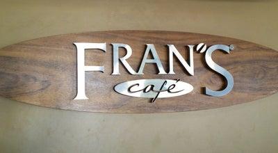 Photo of Coffee Shop Fran's Café at Av. Praia De Ponta Negra, 8888, Natal, Brazil