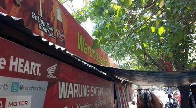 Photo of BBQ Joint Warung Sate Pak Noto - Goyang Lidah at Jl.brawijaya, Cakranegara, Indonesia