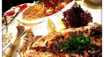 Photo of Middle Eastern Restaurant Maroush at 21 Edgware Rd, Paddington W2 2JE, United Kingdom