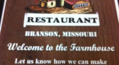 Photo of Breakfast Spot Farmhouse Restaurant at 119 E. Main St., Branson, MO 65616, United States