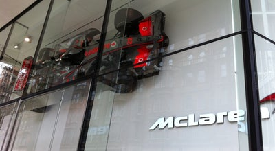 Photo of Automotive Shop McLaren at 100 Knightsbridge, London SW1X 7LJ, United Kingdom