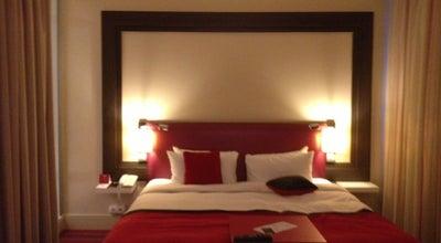 Photo of Hotel Mercure Warszawa Grand at Krucza 28, Waszawa 00-522, Poland