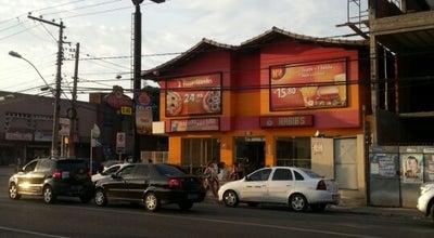 Photo of Middle Eastern Restaurant Habib's at Av. Getúlio Vargas, 408, Feira de Santana 44025-901, Brazil