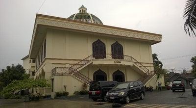 Photo of Mosque Mesjid al-ikhwan balikpapan baru at Dekat Cluster Arizona, Balikpapan 76114, Indonesia