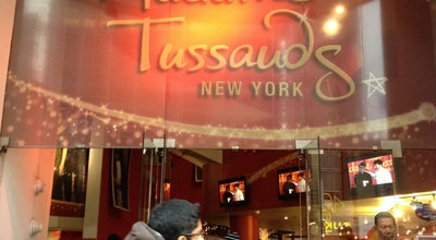Photo of Museum Madame Tussaud's at 234 W 42nd St, New York, NY 10036, United States