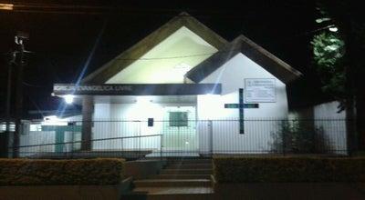 Photo of Church Igreja Evangélica Livre na Faculdade at Rua Medicina 1008, Cascavel 85819-260, Brazil