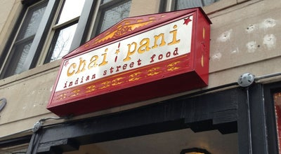 Photo of Indian Restaurant Chai Pani at 22 Battery Park Ave, Asheville, NC 28801, United States
