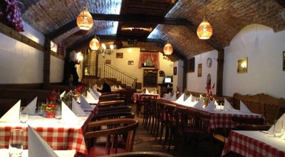 Photo of Italian Restaurant La Botte Ristorante at Váci U. 72., Budapest 1056, Hungary