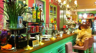 Photo of Tea Room Living in London at C. Santa Engracia, 4, Madrid, Spain