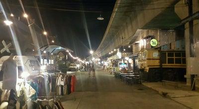 Photo of Night Market ชุมทางสยามยิปซี (Siam Gypsy Junction) at Krungthep- Nonthaburi Rd, Bang Sue, Bangkok 10800, Thailand