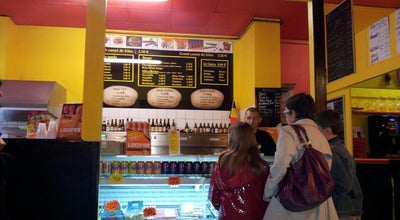 Photo of Burger Joint Friterie Werner & Co at 9 Rue Guy Moquet, Marseille 13001, France