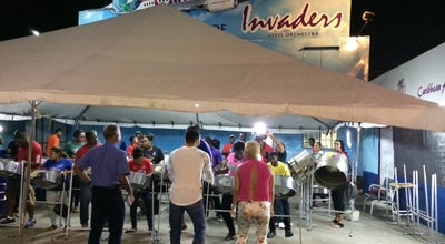 Photo of Music Venue Invaders Steel Orchestra at Tragarete Rd., Woodbrook, Trinidad and Tobago