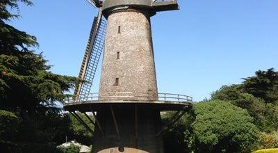 Photo of Monument / Landmark Dutch Windmill at Jfk, San Francisco, CA 94122, United States