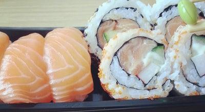 Photo of Sushi Restaurant Nudo Sushi Box at 3 Acorn Rd, Newcastle upon Tyne NE2 2DJ, United Kingdom