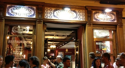 Photo of Tapas Restaurant 100 Montaditos at Pl. De La Reina, Valencia, Spain