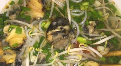 Photo of Breakfast Spot Bún Bò Chua Ngọt at 20 Đại Cồ Việt, Hà Nội, Vietnam