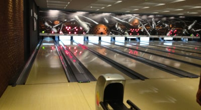 Photo of Bowling Alley Bowling Blu at Blumenau Norte Shopping, Blumenau, Brazil