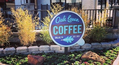 Photo of Coffee Shop Oak Lawn Coffee at 2720 Oak Lawn Ave, Dallas, TX 75219, United States