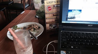 Photo of Steakhouse Liep's Cafe at Jl. Wolter Monginsidi No 33, Bandar Lampung, Indonesia