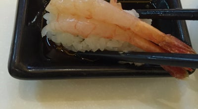 Photo of Sushi Restaurant 禾绿回转寿司(HeLu SuShi) at 昆明市崇仁街7号顺城王府井购物中心负一层1-46、47号, Kunming, Yu, China